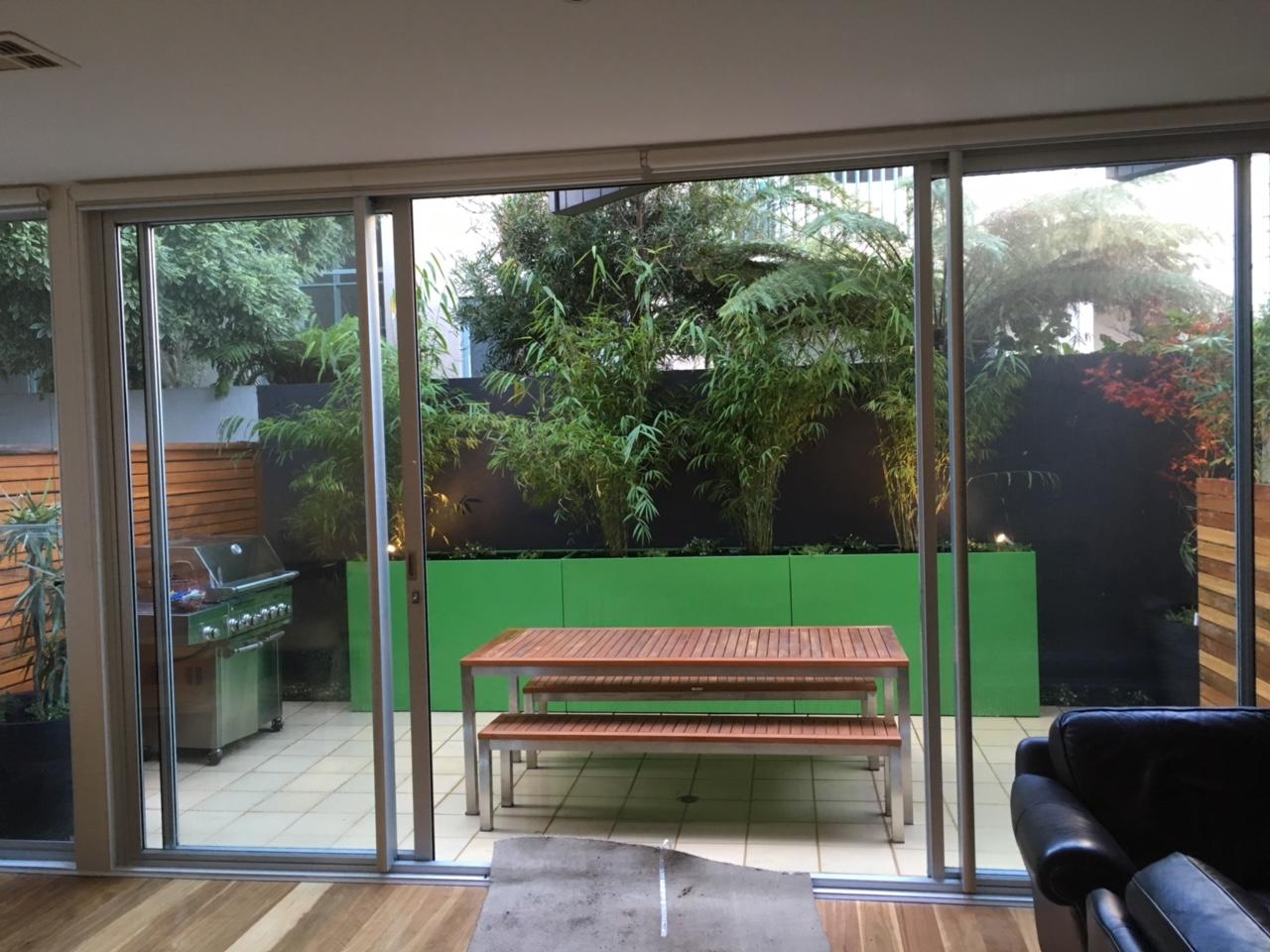 New Courtyard In Melbourne Small Spaces Garden Design