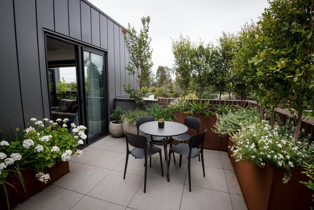 Balcony garden renovations can make it a thing of beauty for all Melbourne homes.