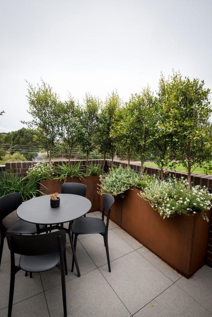 Balcony Garden in Melbourne
